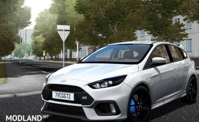 2017 Ford Focus RS [1.5.3], 1 photo